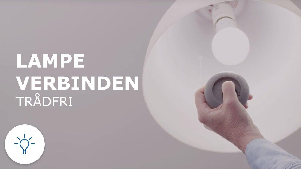 IKEA TRADFRI (TRÅDFRI) Lampe hinzufügen - YouTube