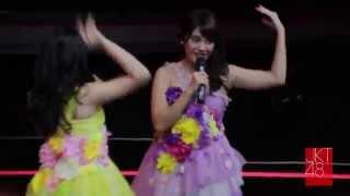 Oshi Cam at iClub48 Nabilah Melody Kimi To Boku No Kankei