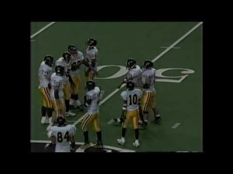 Swainsboro vs. Washington Co. - 2000 GHSA AAA Semi-Finals @ GA Dome 12/09/00