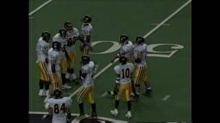 Swainsboro vs. Washington Co. - 2000 GHSA AAA Semi-Finals @ GA Dome 12/09/00