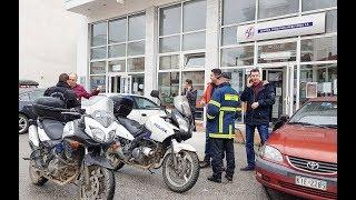 Πήγε να πυρπολήσει με βενζίνη τη ΔΕΗ στο Κιλκίς γιατί του έκοψαν το ρεύμα-Eidisis.gr webTV