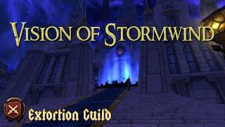 Vision of Stormwind / The Darkest Depths (Alleria)