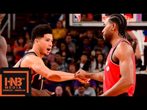 Toronto Raptors vs Phoenix Suns Full Game Highlights | 11.02.2018, NBA Season