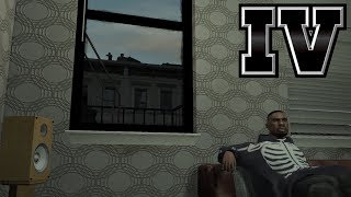 Minor Game Choices you may not have noticed - GTA IV