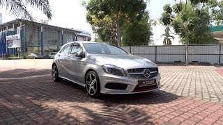 2013 Mercedes-Benz A 250 Sport Start-Up and Full Vehicle Tour