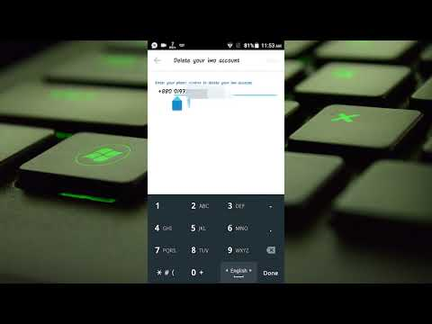 How To Delete IMO Account | Tricks And Tips Center