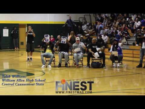 Allen Iverson Roundball Classic Dunk Contest-FinestMag.com