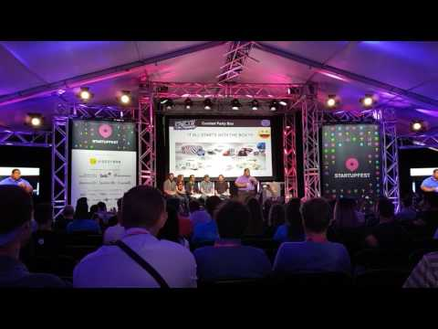 Pitch - Party on demand - Startup Fest 2017
