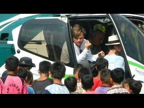 Leonardo DiCaprio Liburan ke Aceh Lihat Orangutan
