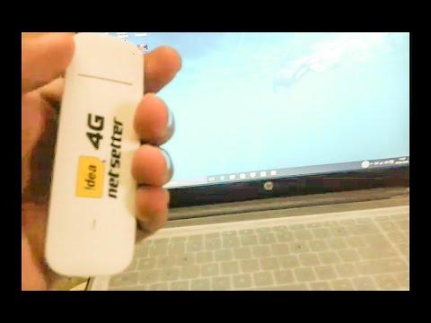 Idea 4g Net Setter Maximum 4g Speed Test India