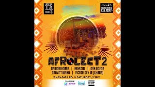 THE AFROLECT FESTIVAL: Music festival that features artists from all genre kicks off Saturday
