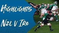 Highlights: New Zealand v Ireland - Rugby World Cup 2019 quarter-final