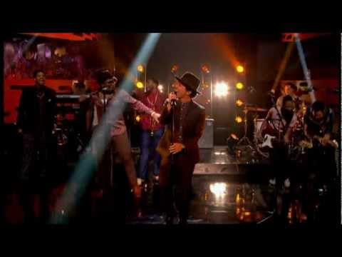 Bruno Mars  Locked Out of Heaven  Graham Nort Show