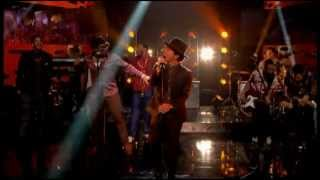 Bruno Mars - Locked Out of Heaven (Live Graham Norton Show)