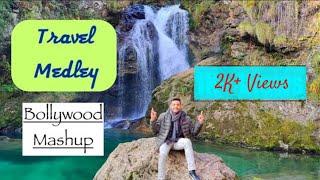 Travel Medley | Bollywood Mashup @RivanshThakur Europe Travel Diaries | New Hindi Songs