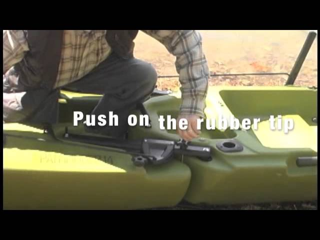 How to Install Freedom Hawk Outriggers