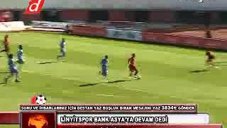 LİNYİTSPOR BANK ASYA'YA DEVAM DEDİ