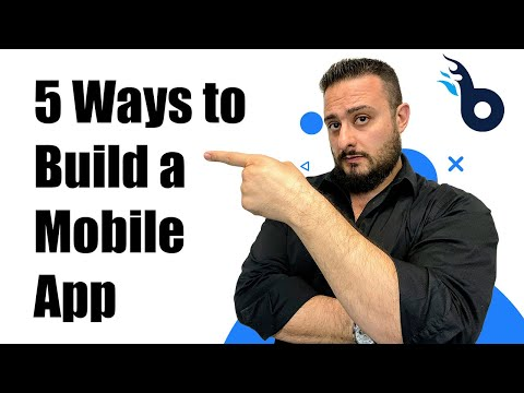 5 Ways to Build an App - BuildFire