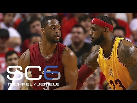 Dwyane Wade gives Cavaliers enough to get where they want to be | SC6 | ESPN