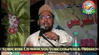 Farooque khan Razvi New Meraj Un Nabi Wa Shan E Mustafa ﷺ Expose Wahabi
