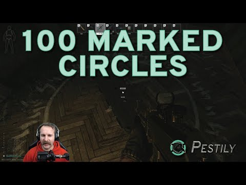 100 Marked Circles - Customs - Escape from Tarkov