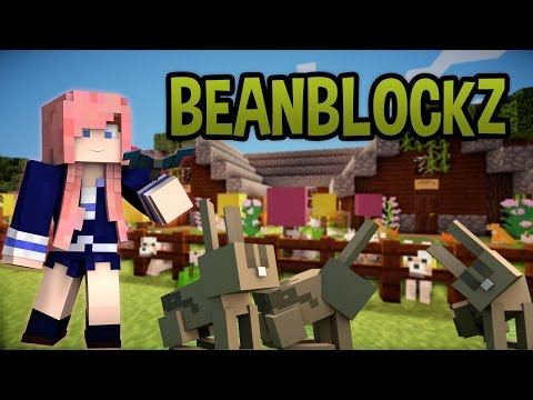 Beanblockz Survival House Tour + BUNNIES