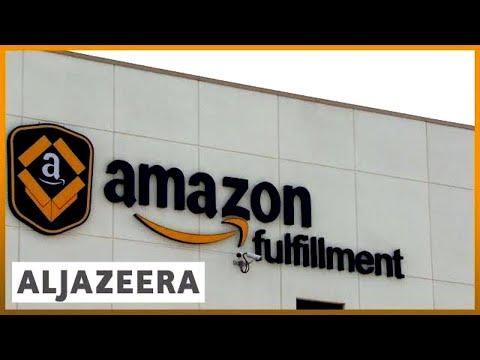 🇺🇸 Amazon loses over $50bn in market value | Al Jazeera English