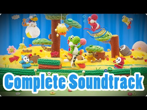 Yoshi's Woolly World - Complete Soundtrack