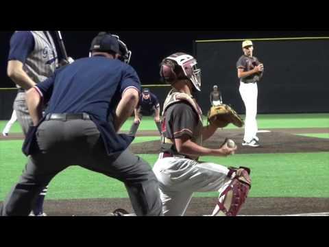 2020 RHP Logan Austin, Russell County HS (AL), Auburn Commit