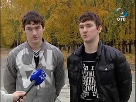 Face to Face. Братья Стрельцовы в сюжете на ОТВ.