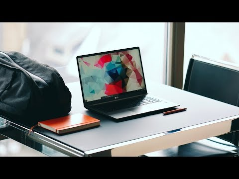 """BEST STUDENT LAPTOP of 2018 - LG gram 15"""" REVIEW"""