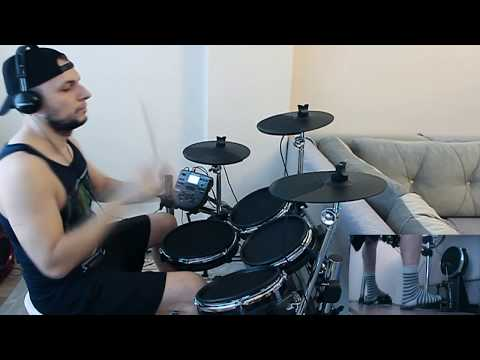 MEGADETH - SYMPHONY OF DESTRUCTION (DRUM COVER)