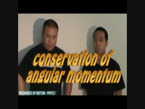 BR tv - episode #9.5 - Education Edition - The Conservation of Angular Momentum