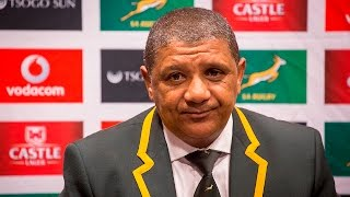 Springbok coach Allister Coetzee says the series decider against the Irish was an immense win for his young team.  Click here to subscribe to Eyewitness News: http://bit.ly/EWNSubscribe  Like and follow us on: http://bit.ly/EWNFacebook AND https://twitter.com/ewnupdates  Keep up to date with all your local and international news: https://ewn.co.za  Produced by: Aletta Harrison