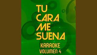 El Ritmo del Garaje (Karaoke Version)