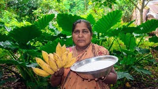 Village Food: Banana Chop Recipe | Village Street Food