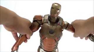 Neca Avengers 1/4 scale Iron man Midas