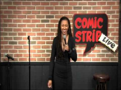 Leighann Lord Stand Up Comedian