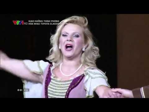 "E. Kálmán: ""Come With Me to Varasdin"" from ""Countess Maritza"" - Budapest Operetta Theatre"