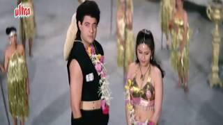 Jungle Love Scene   Gajendra Chauhan marries tribal girl   Bollywood Hindi Movie Video
