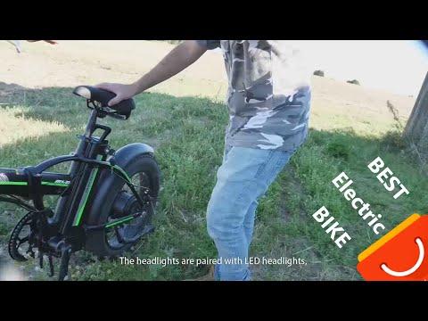 BEST Electric bike 500W 4.0 Fat Tire Sheng milo MX20 2020 Seller Ranking on Aliexpress