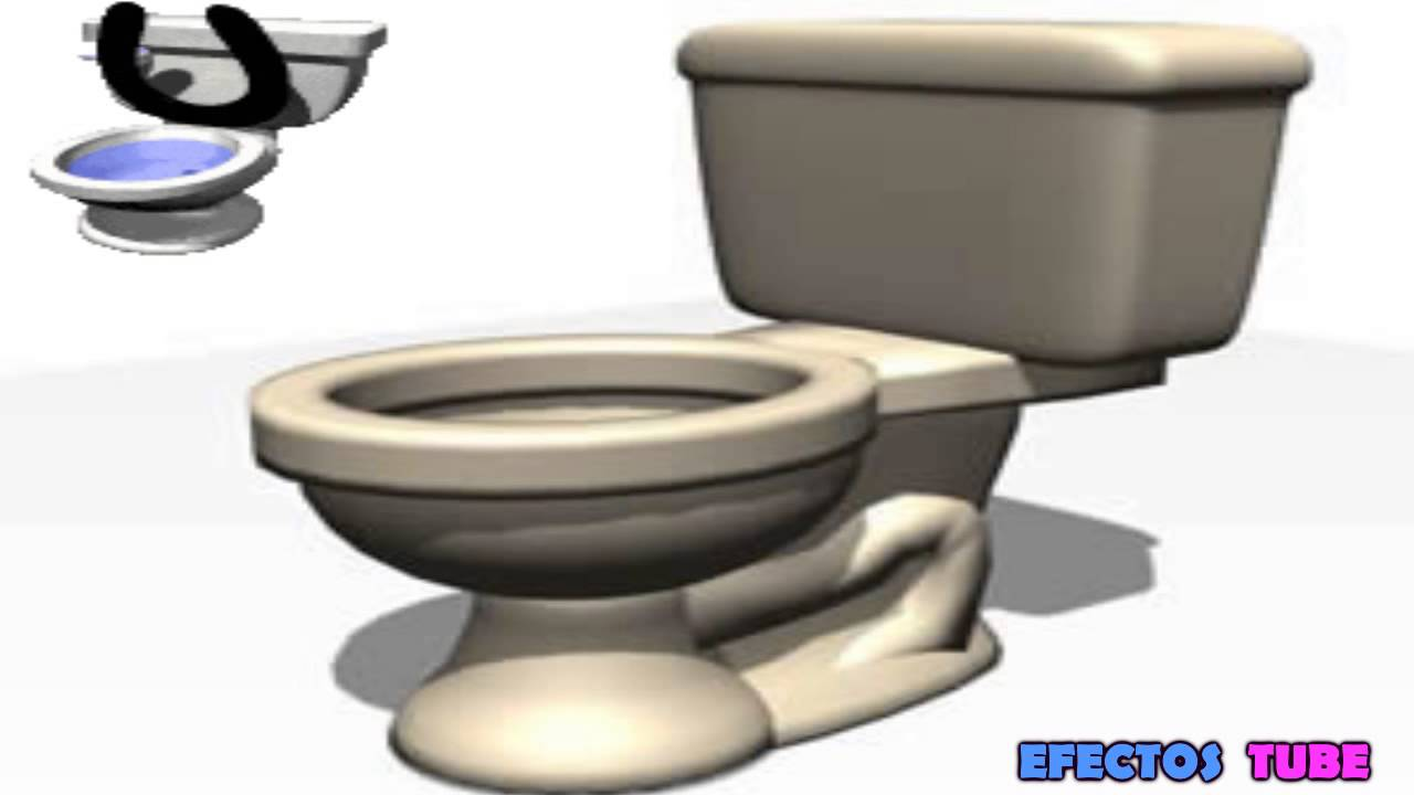Toy Toilet Flushing Sound : Toilet flush sound effect youtube