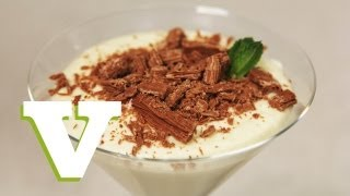How To Make White Chocolate And Mint Mousse: Dinner Delights - S01e5/8