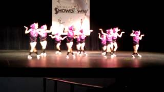 """Girls Run the World"" ~ Southeast Showdown, 3/31/12"