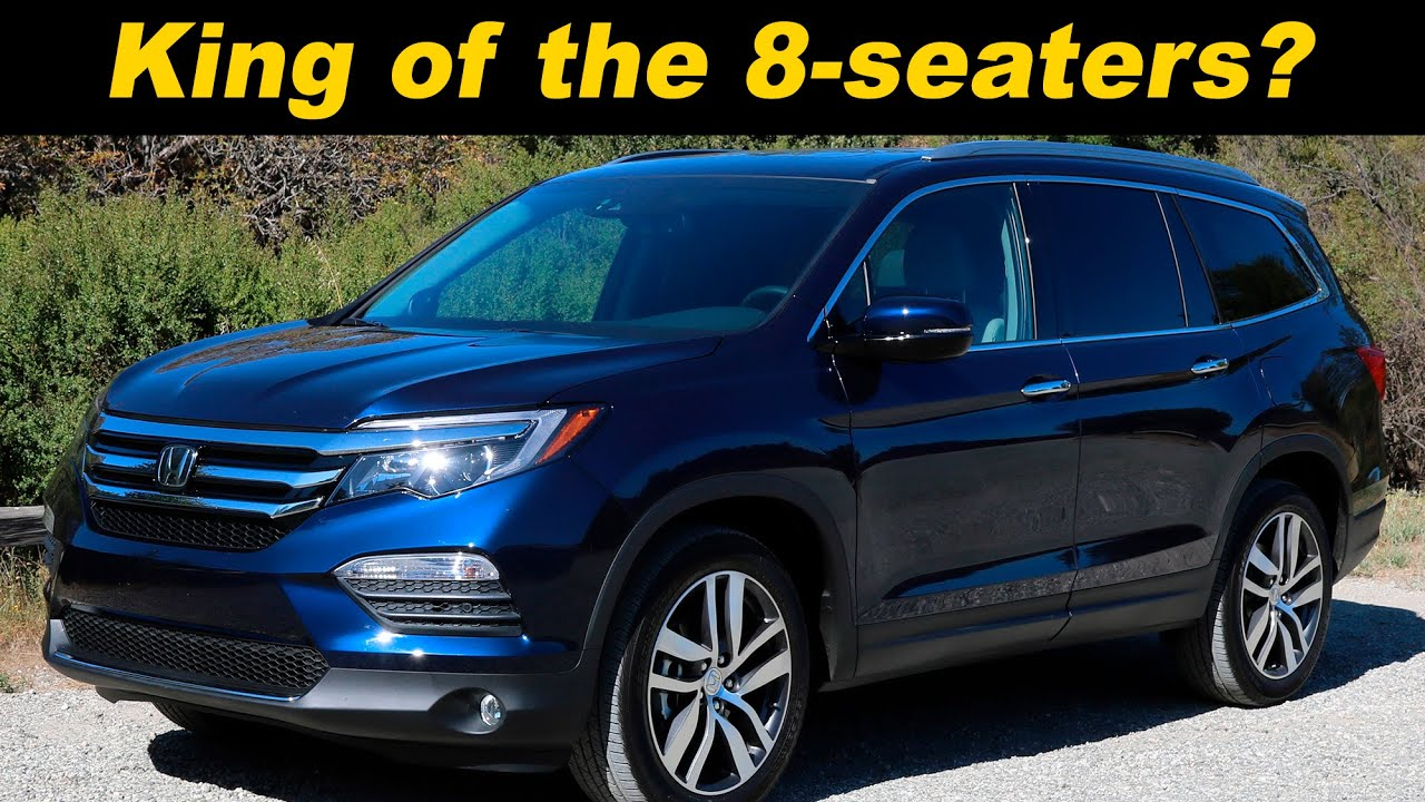 2016 2017 Honda Pilot Review