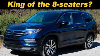 2016 / 2017 Honda Pilot Review | DETAILED in 4K