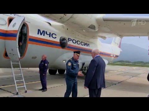Евгений Зиничев открыл