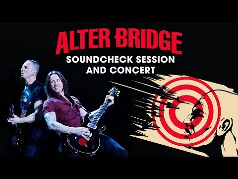 Alter Bridge - Live Concert and Soundcheck in HD