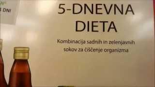 Dr. Steinbergerjeva 5-dnevna dieta Thumbnail