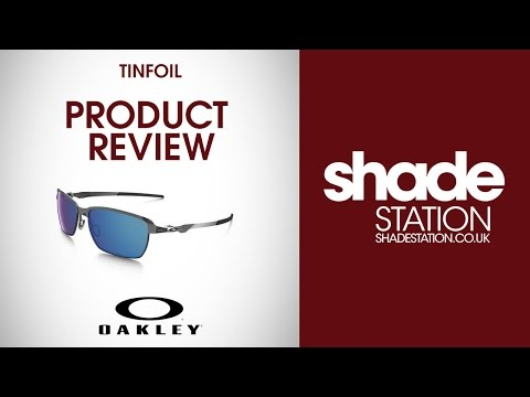 Review Station - Oakley TinFoil sunglasses